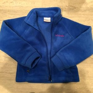 Columbia jacket sz 4/5 (xxs) - like new